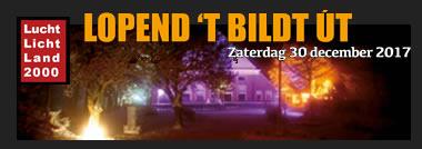 Start kaart Lopent t Bildt út